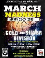 MARCH MADNESS 19