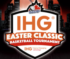 IHG Easter Classic Basketball Tournament