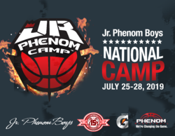 Jr. Phenom National Boys Camp