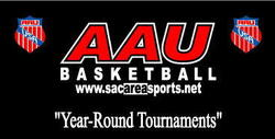 Pacific AAU Boys Basketball District Championship 2019