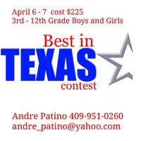 Heavenly Hoopz presents Best in Texas Contest