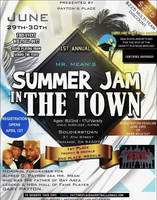 Mr. Mean's Summer Jam in the Town