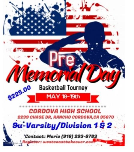Pre Memorial Day