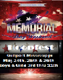 Memorial Weekend HoopFest