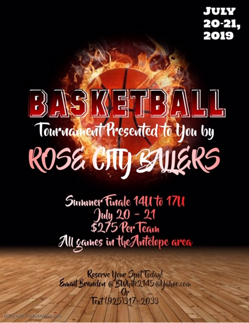 Rose City Ballers-Summer Finale