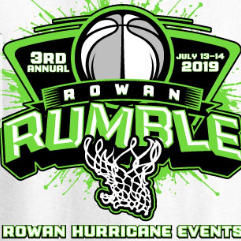 3rd Annual ROWAN RUMBLE