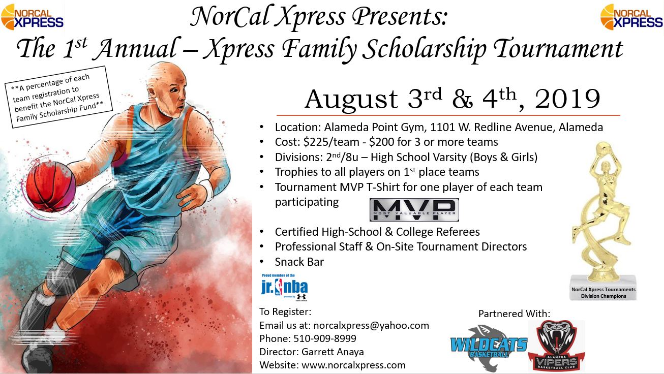NorCal Xpress Scholarship Tournament