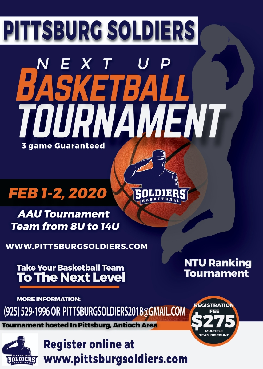 Next Up Basketball Tournament