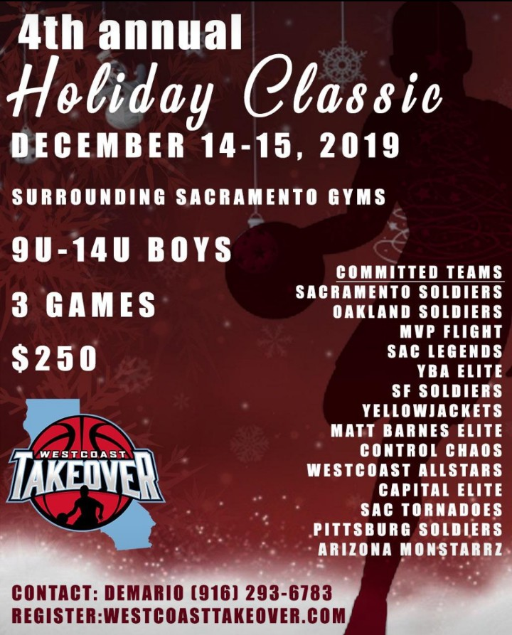 4TH ANNUAL HOLIDAY CLASSIC