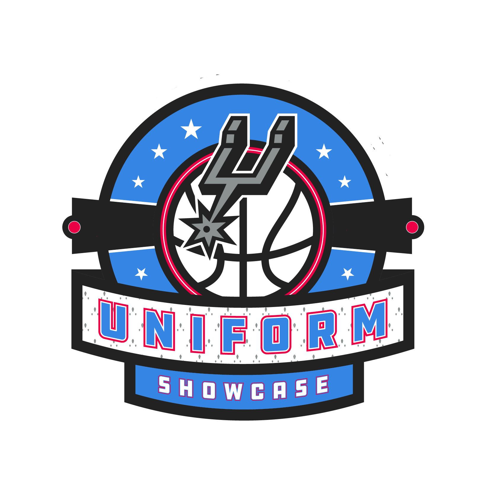 SPURS UNIFORM SHOWCASE