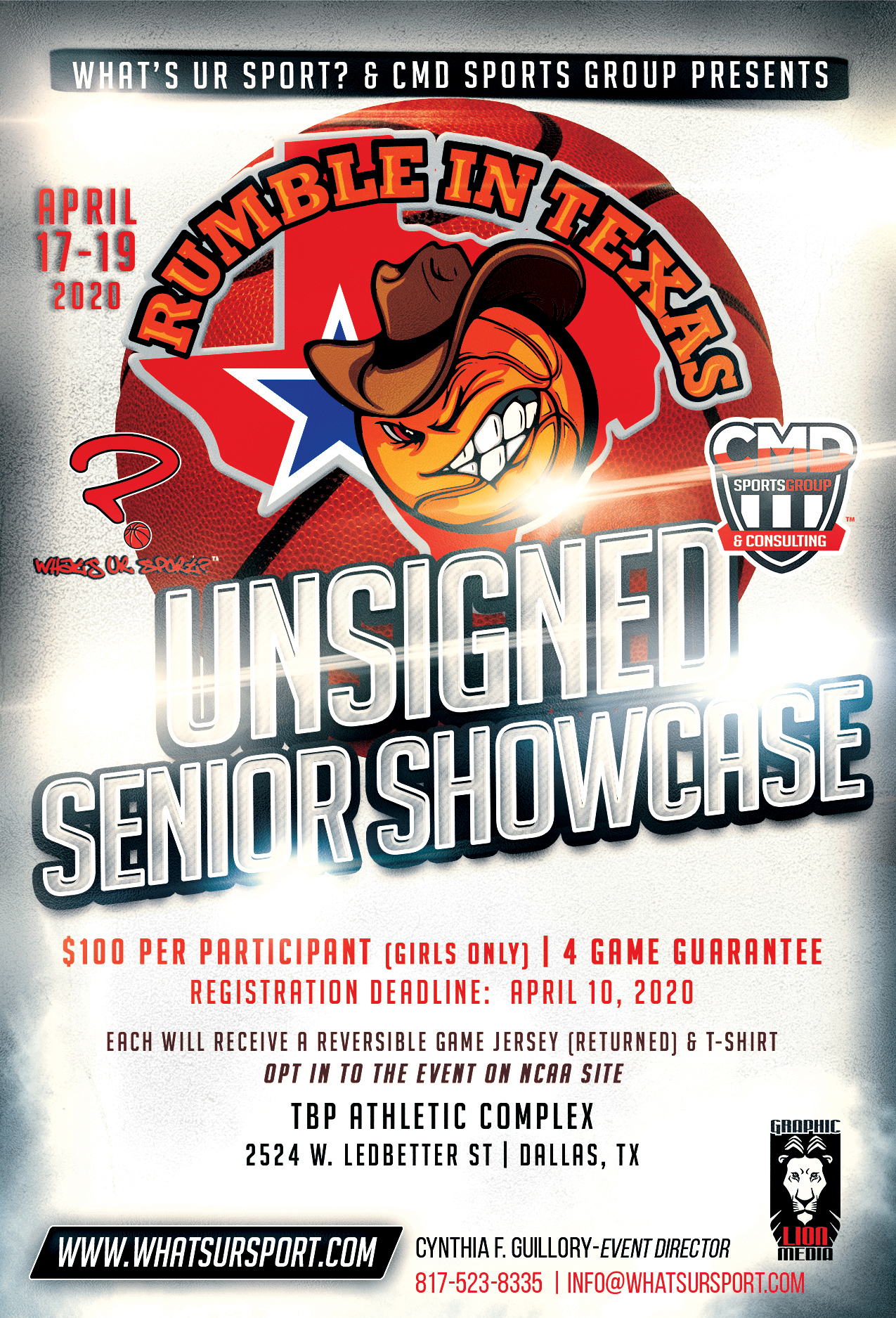 Rumble in Texas Unsigned Senior Showcase