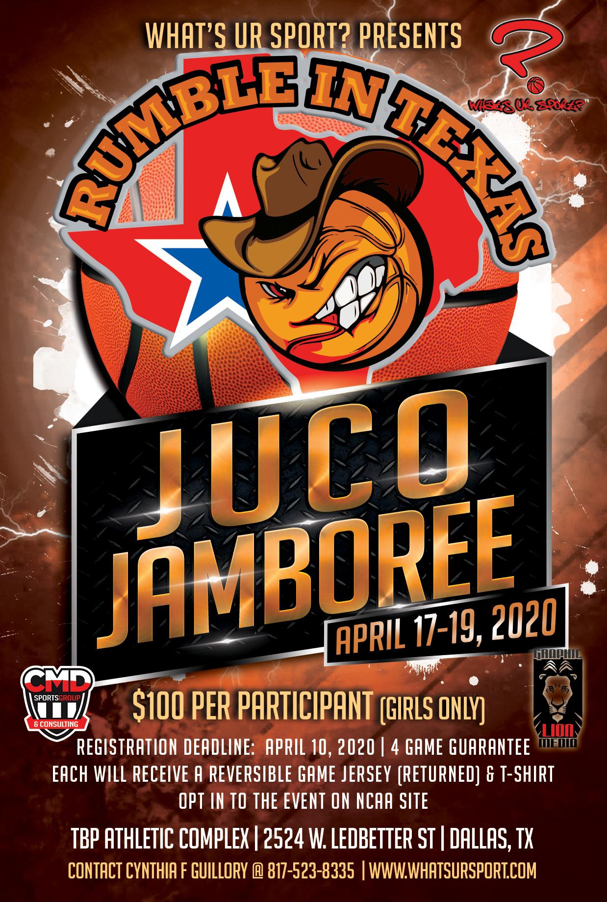Rumble in Texas JUCO Jamboree