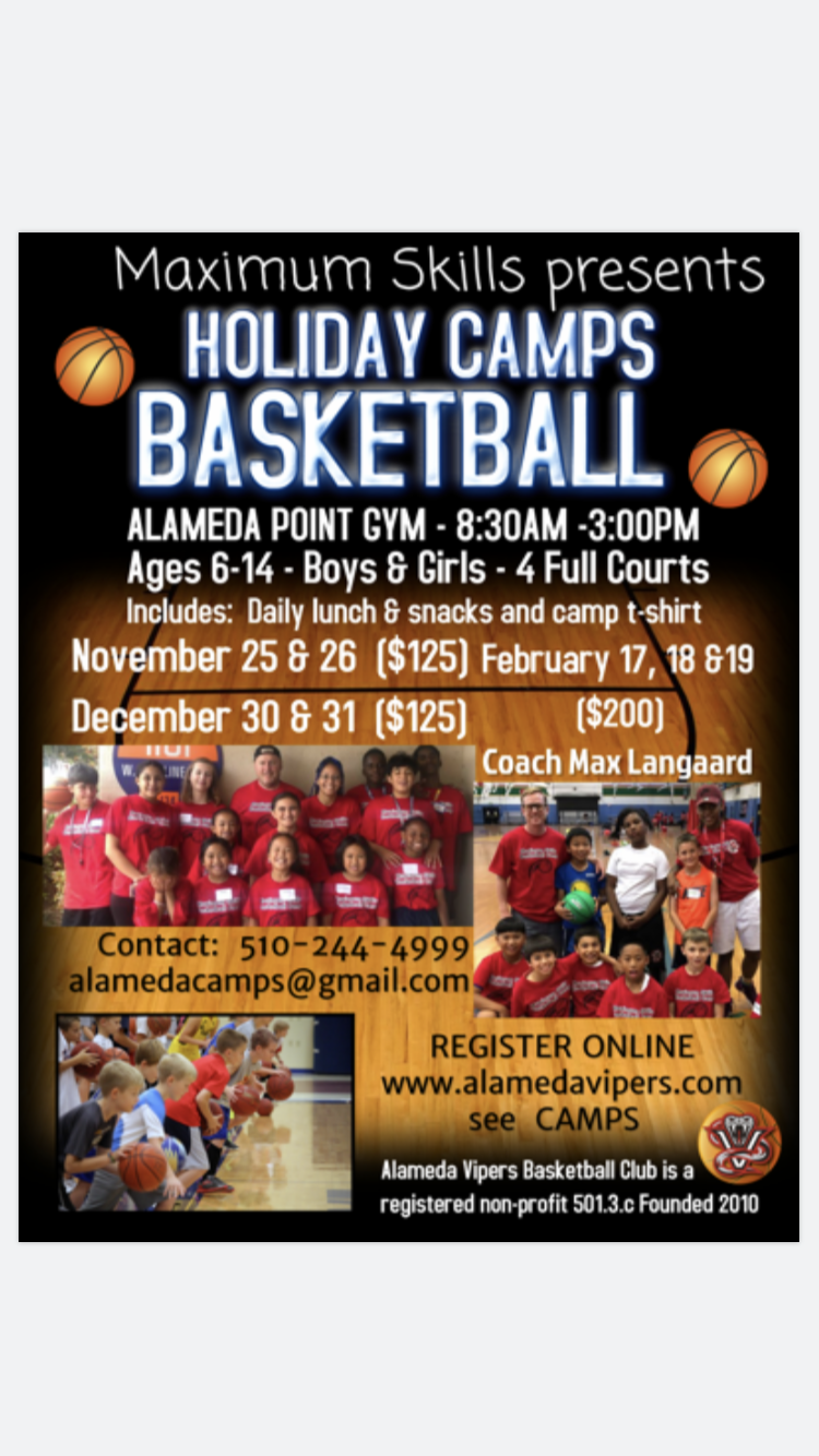 Maximum Skill Holiday Camps