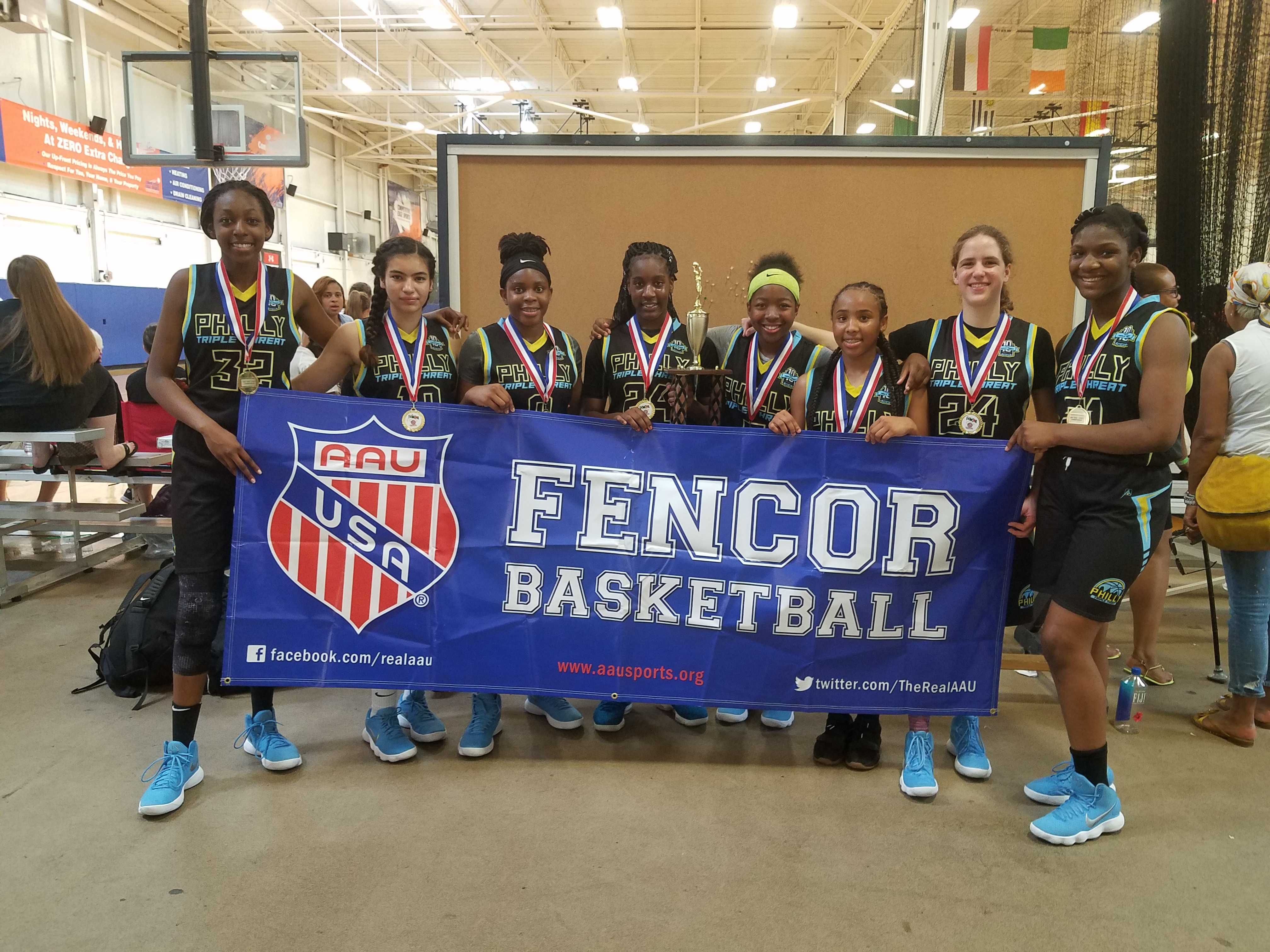 Fencor East Coast National College Showcase