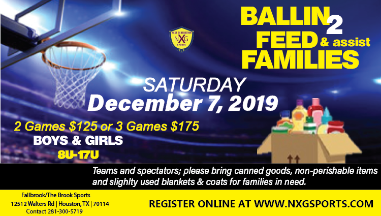 Ballin 2 Feed & Assist Families