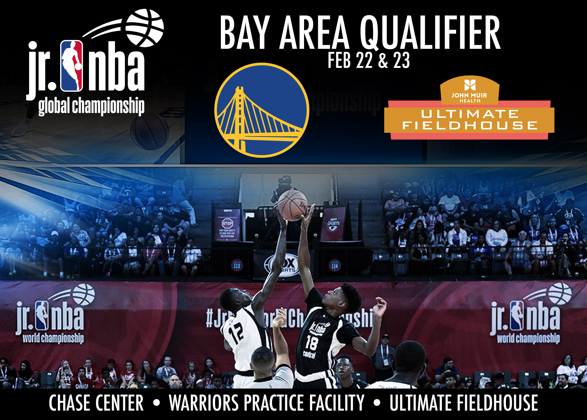 JR NBA GLOBAL CHAMPIONSHIP – BAY AREA QUALIFIER
