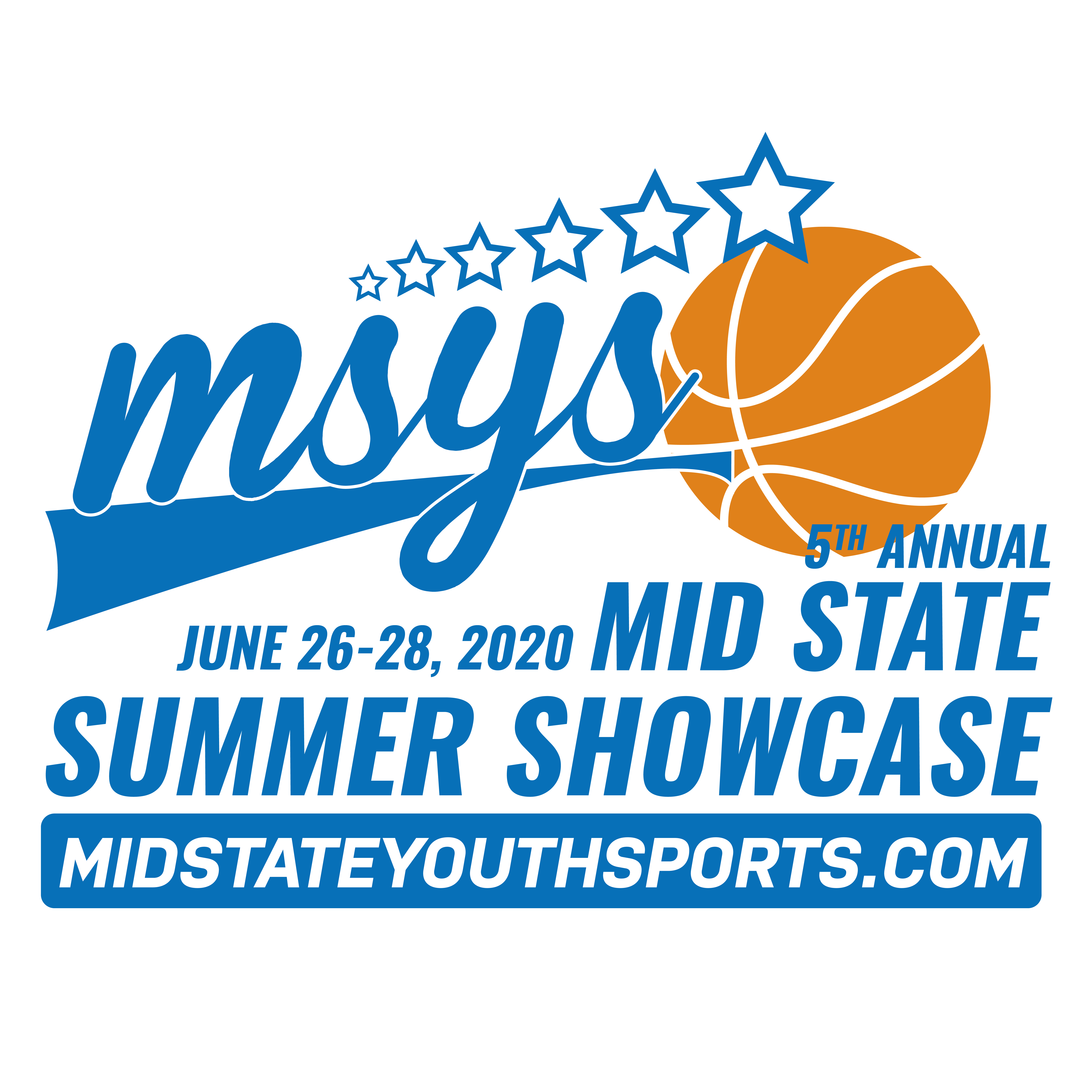 MSYS 5th Annual Mid State Summer Showcase