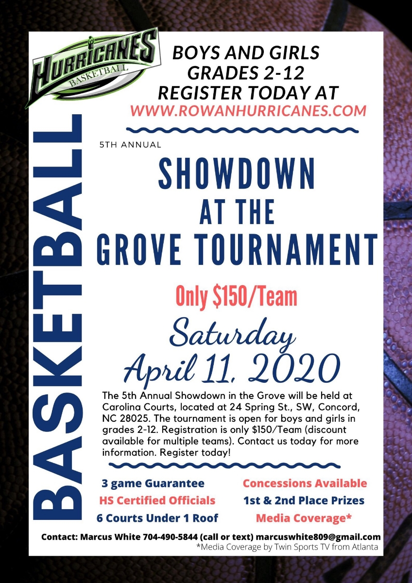 5th Annual ShowDown in the Grove