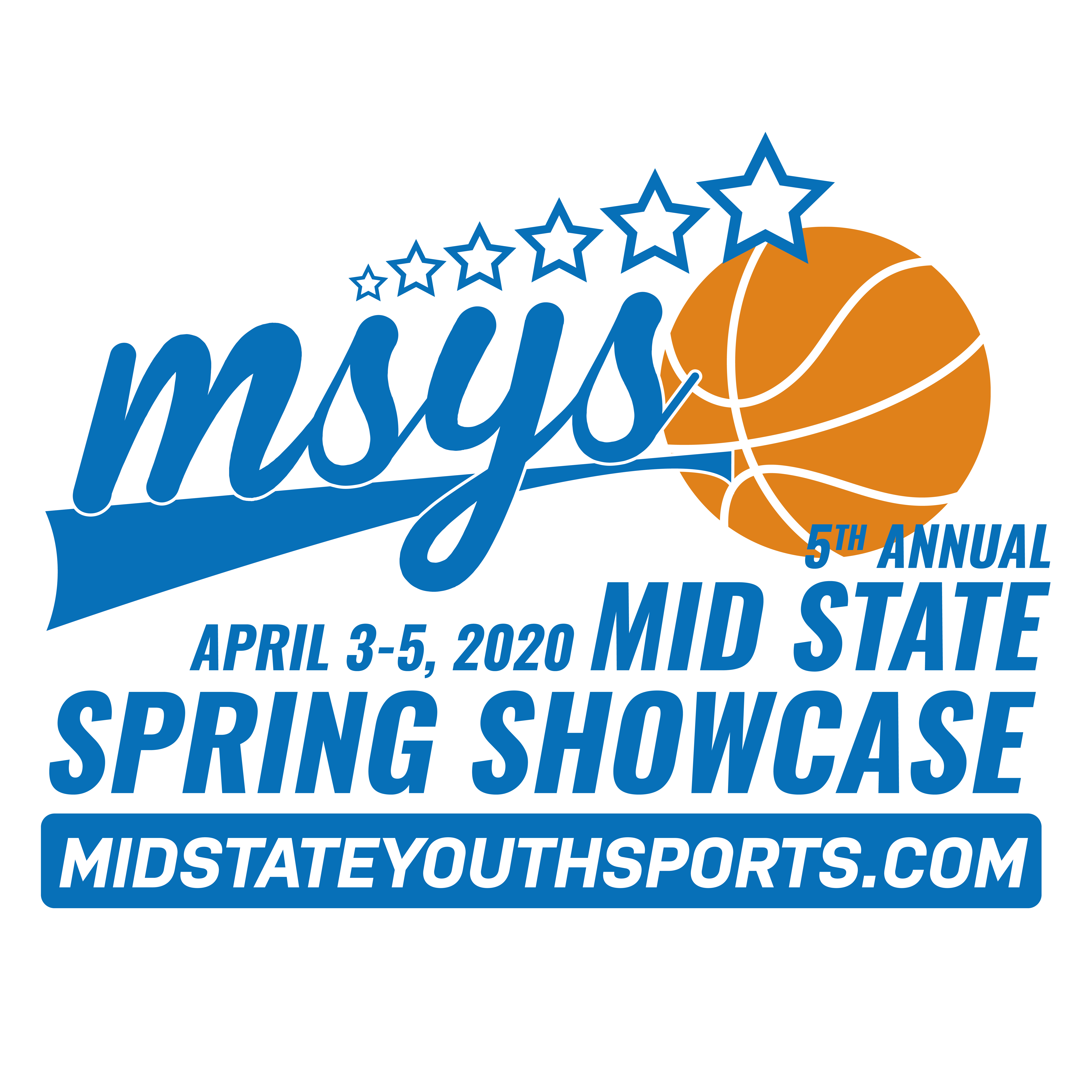 MSYS 5th Annual Mid State Spring Showcase