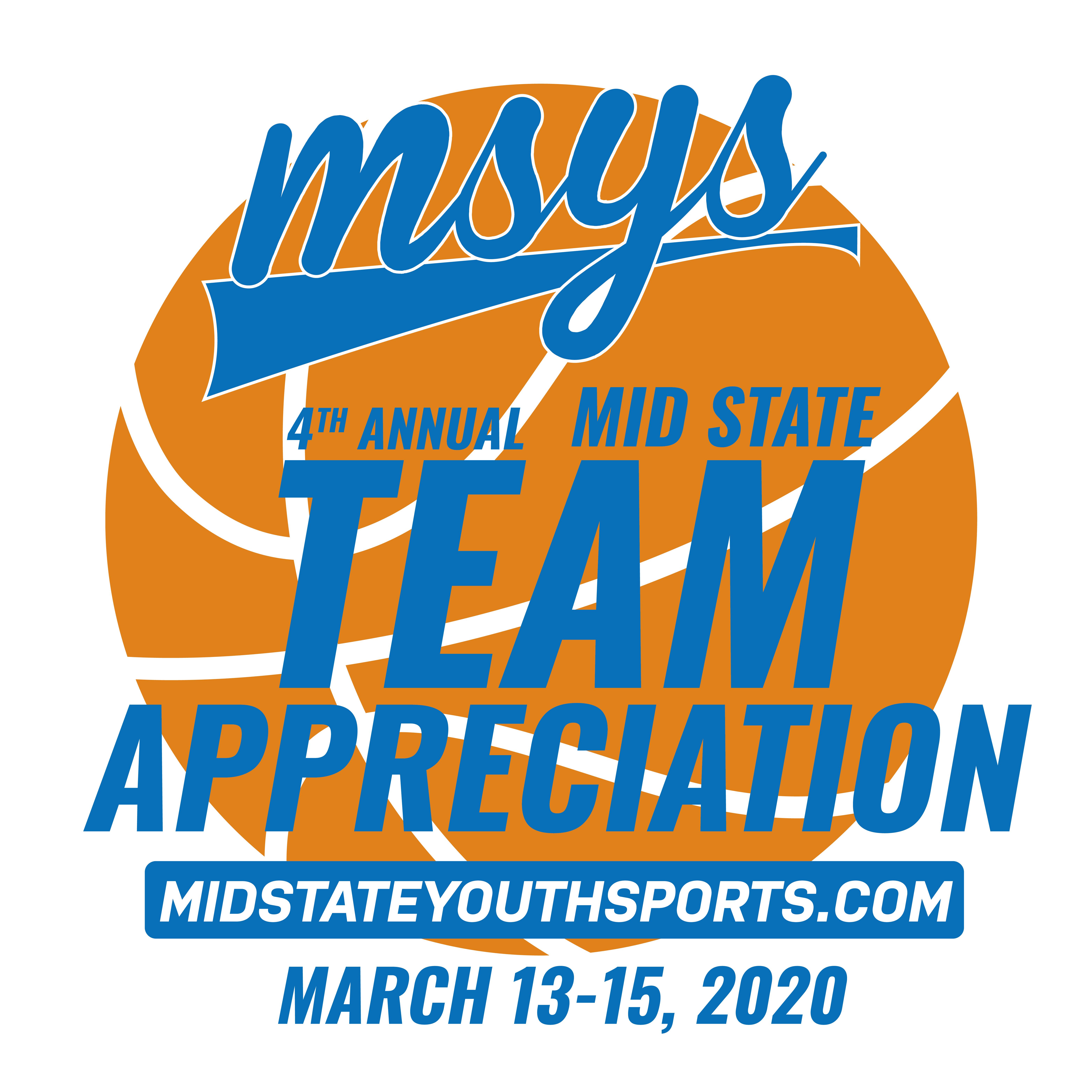 MSYS 4th Annual Mid State Team Appreciation