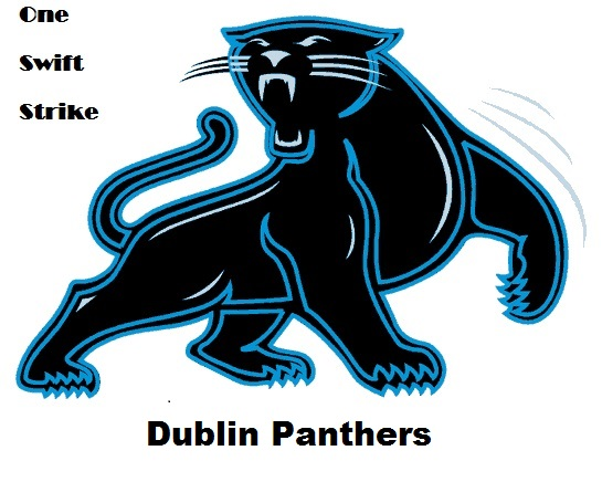2020 Dublin Panthers Girls Try-out
