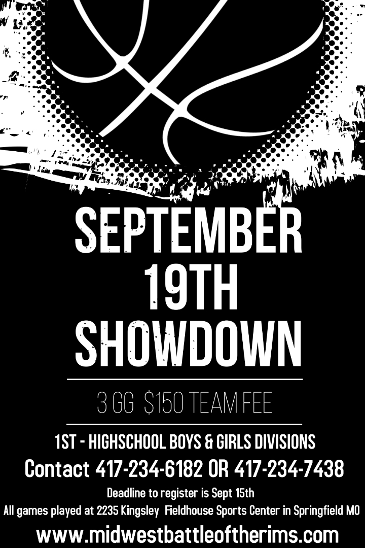 Midwest Battle of the Rims Youth Basketball Tournament