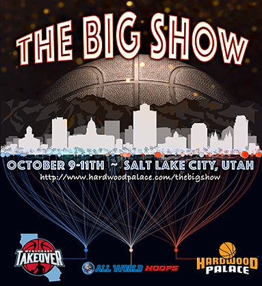 The Big Show: Salt Lake City Utah