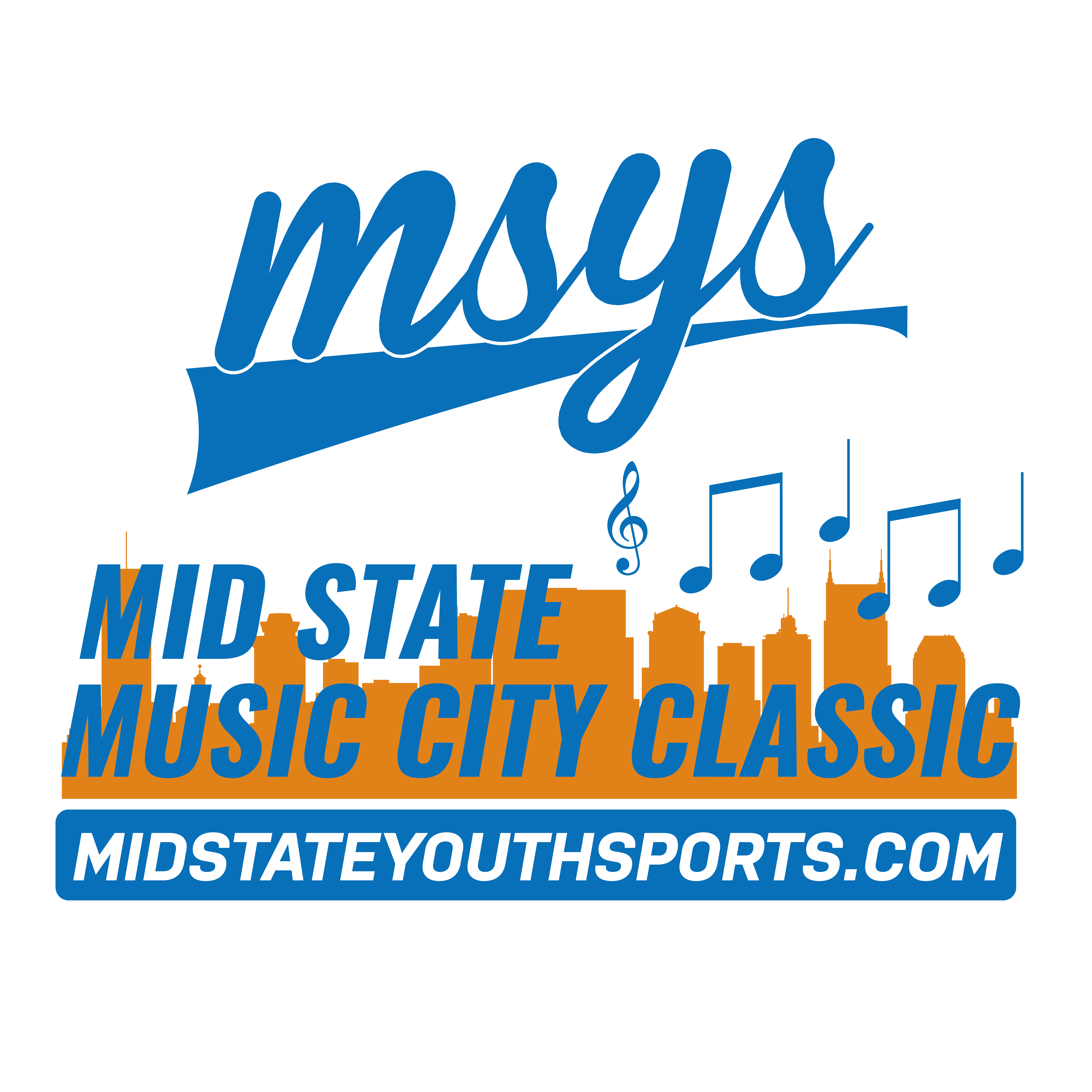 MSYS 6th Annual Mid State Music City Classic