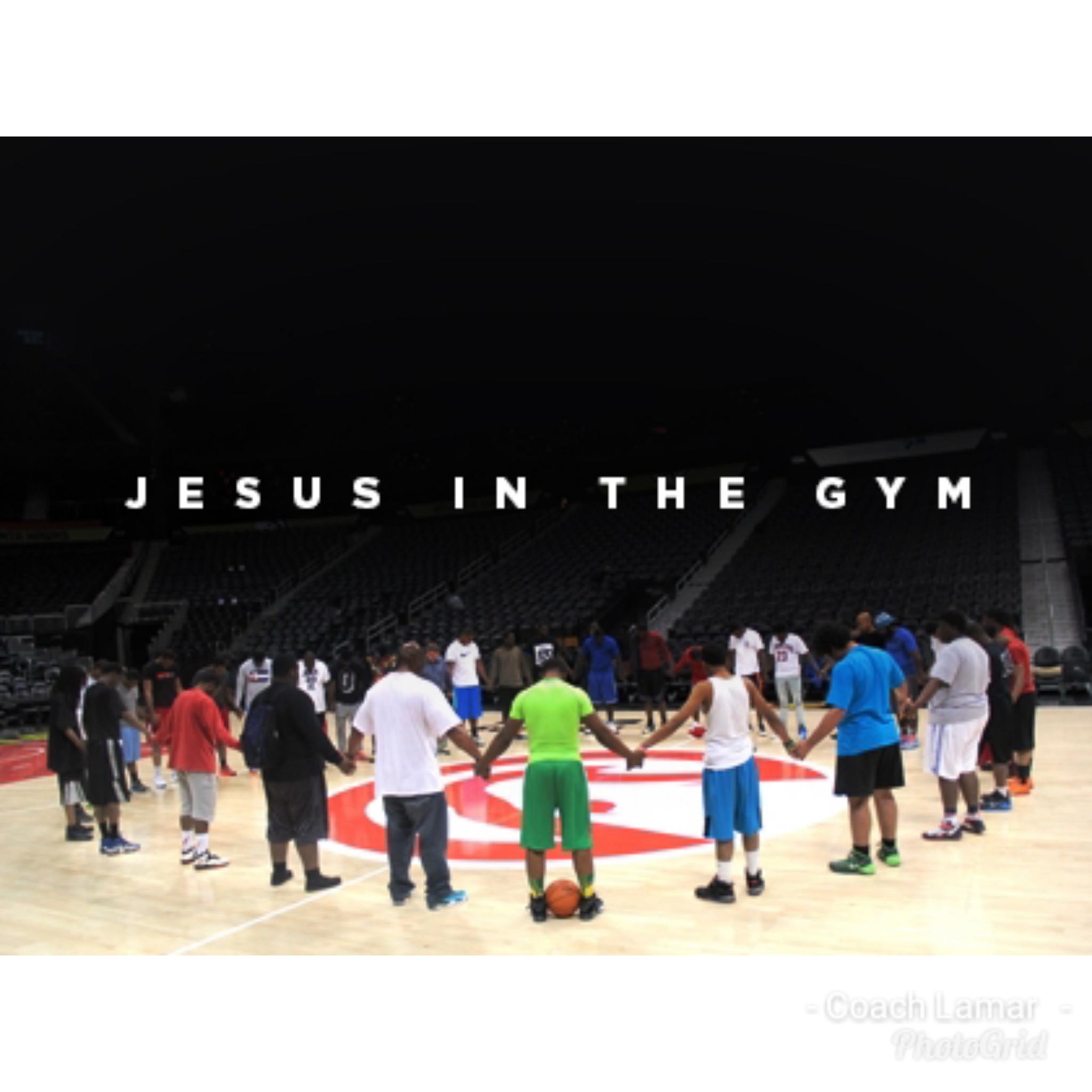 Hoops for Jesus  II