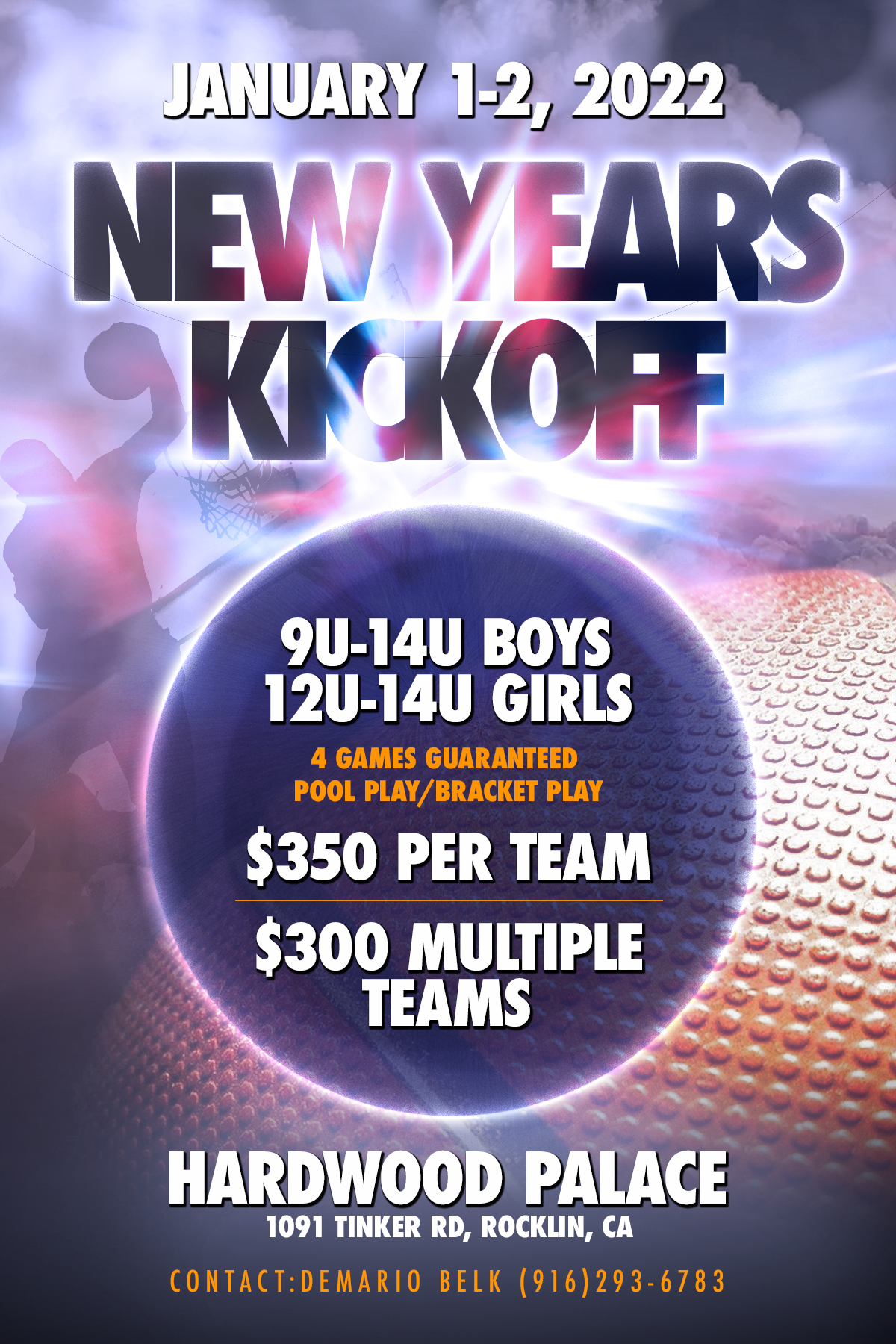 NEW YEAR'S KICKOFF